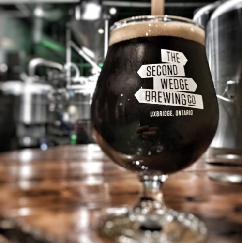 The Second Wedge Brewing Co. - Witch